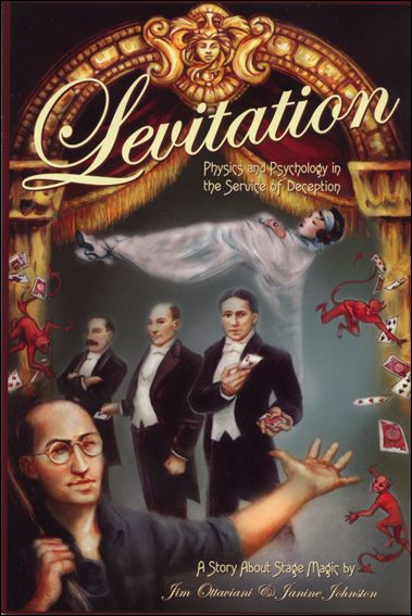Levitation: Physics and Psychology in the Service of Deception nn-A by G.T. Labs