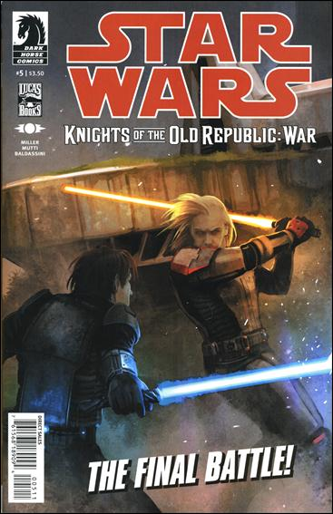 Star Wars: Knights of the Old Republic - War 5-A by Dark Horse