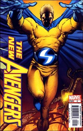 New Avengers (2005) 2-B