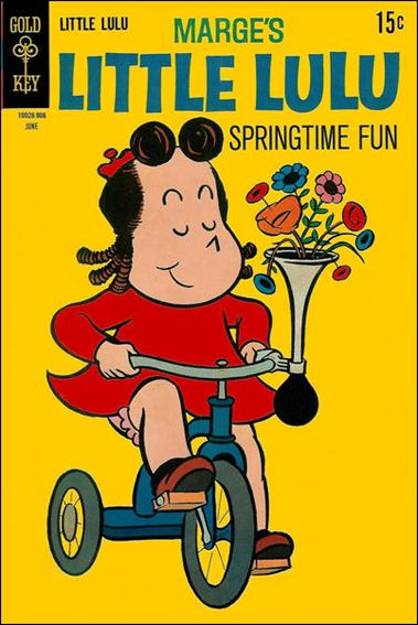 Marge's Little Lulu 192-A by Dell