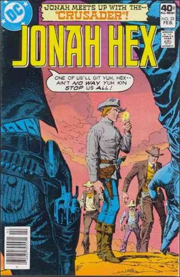 Jonah Hex (1977) 33-A by DC