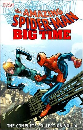 Amazing Spider-Man: Big Time - The Complete Collection 4-A