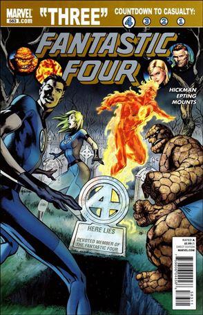 Fantastic Four (1961) 583-A