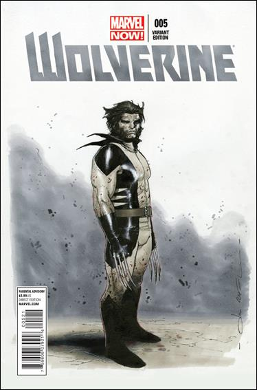 Wolverine (2013) 5-B by Marvel