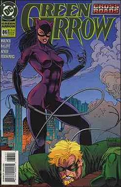 Green Arrow (1988) 86-A by DC