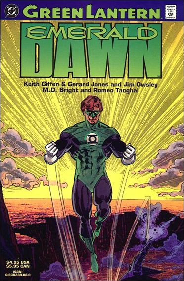 Green Lantern: Emerald Dawn nn-A by DC