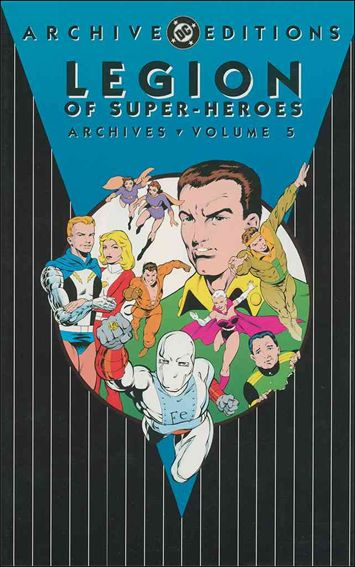 Legion of Super-Heroes Archives 5-A by DC