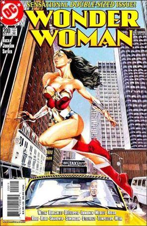 Wonder Woman (1987) 200-A