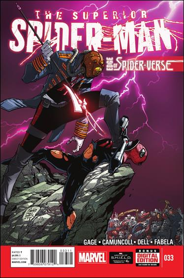 Superior Spider-Man (2013) 33-A by Marvel