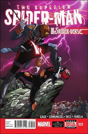 Superior Spider-Man 33-A