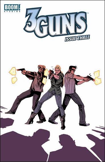 3 Guns 3-A by Boom! Studios