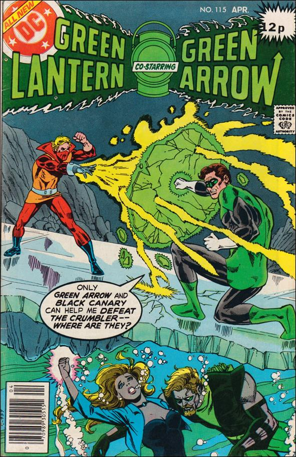 Green Lantern (1960) 115-B by DC