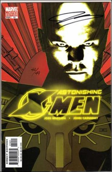 Astonishing X-Men (2004) 10-C by Marvel