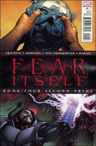 Fear Itself 4-D by Marvel