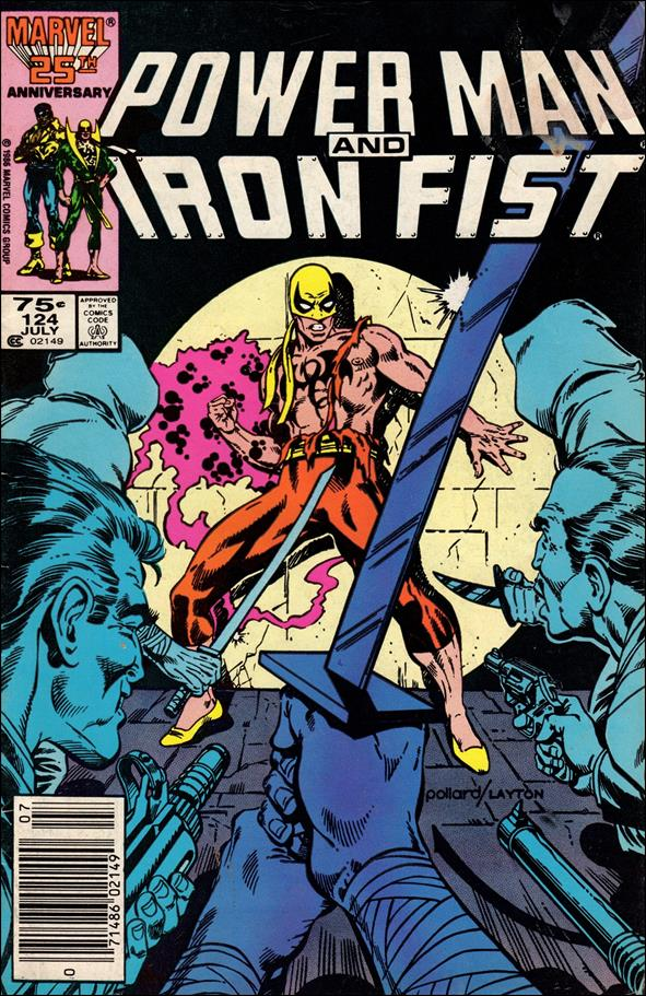 Power Man and Iron Fist (1978) 124-A by Marvel