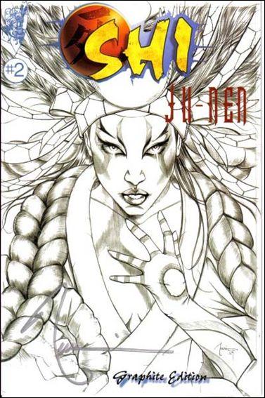 Shi: Ju-Nen 2-B by Dark Horse