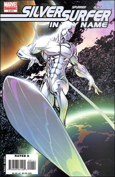 Silver Surfer: In Thy Name 1-A by Marvel