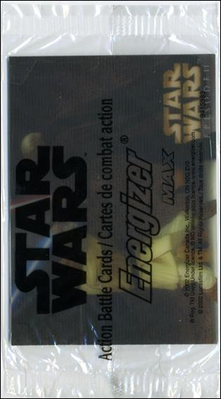 Star Wars Energizer Max 2-A by Lucasfilm Ltd.