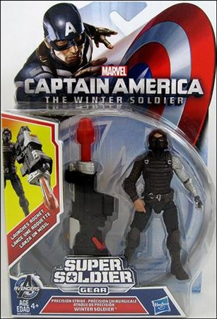 Captain America: The Winter Soldier Winter Soldier (Precision Strike)