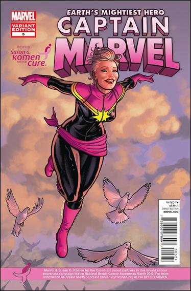Captain Marvel (2012) 5-B by Marvel