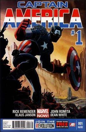 Captain America (2013) 1-K