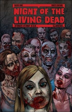 Night of the Living Dead: Aftermath (2012)  8-B