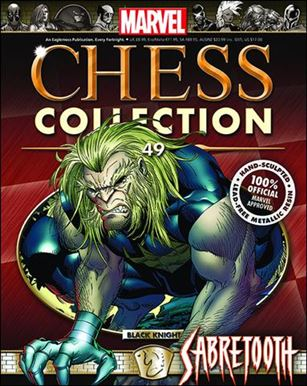 Marvel Chess Collection (UK) 49-A