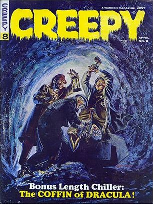 Creepy 8-A