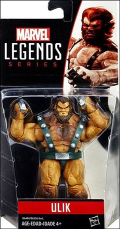 Marvel Legends Series Ulik
