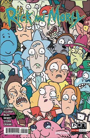 Rick and Morty 60-B