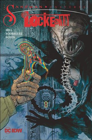 Locke & Key/Sandman: Hell and Gone 1-B