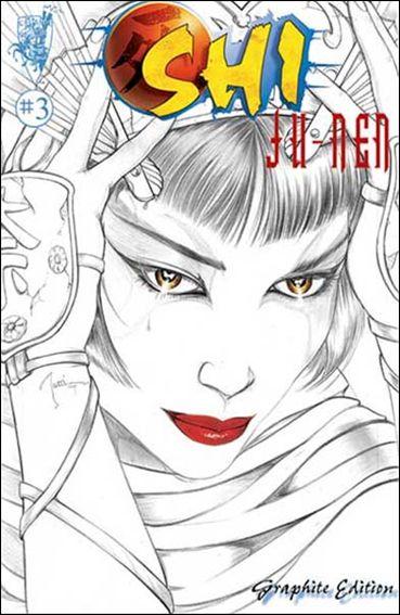 Shi: Ju-Nen 3-B by Dark Horse