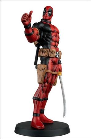 Marvel Fact Files Special Deadpool