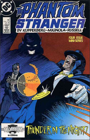 Phantom Stranger (1987) 3-A by DC