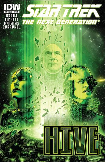 Star Trek: The Next Generation: Hive 4-A by IDW