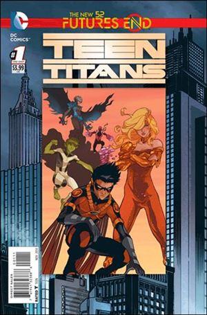 Teen Titans: Futures End 1-A
