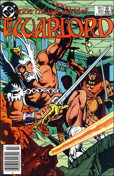 Warlord (1976) 83-B by DC