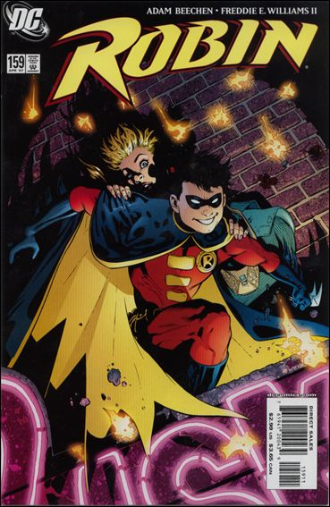 Robin (1993) 159-A by DC