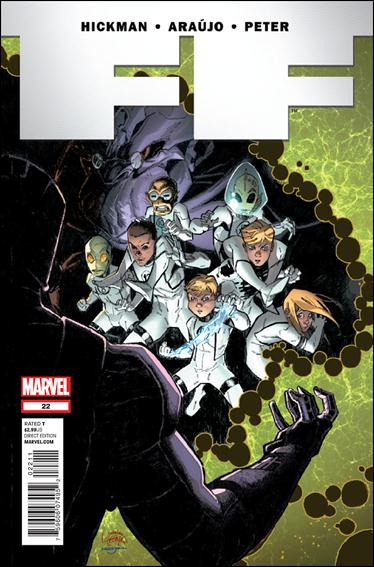 FF (2011) 22-A by Marvel
