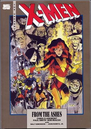 Uncanny X-Men: From the Ashes 1-A