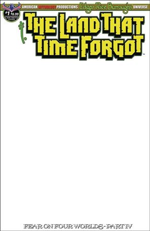 Edgar Rice Burroughs' The Land That Time Forgot: Fear on Four Worlds 1-C