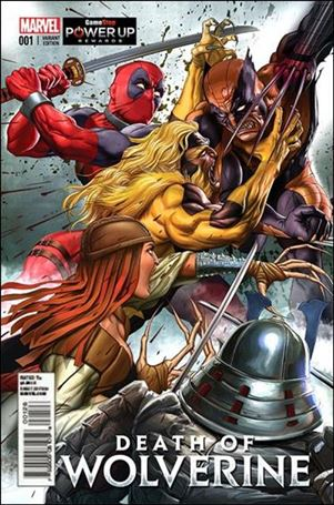 Death of Wolverine 1-N