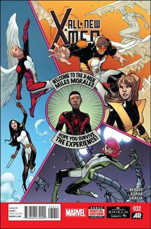 All-New X-Men (2013) 32-A