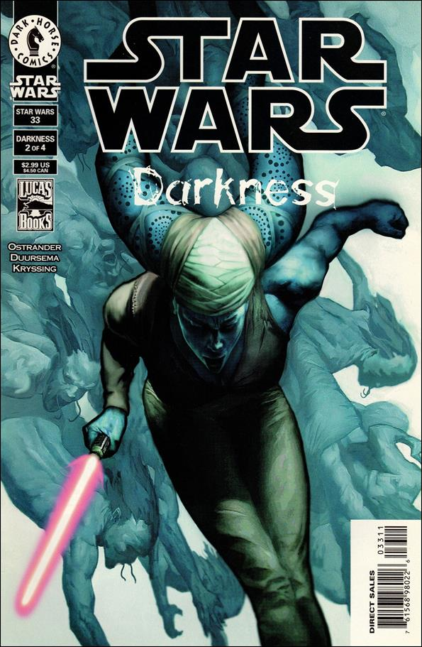 Star Wars/Star Wars Republic 33-A by Dark Horse