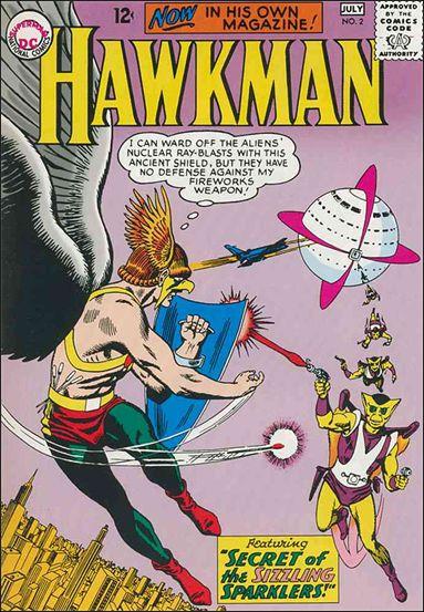 Hawkman (1964) 2-A by DC