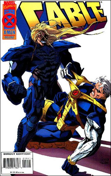 Cable (1993) 19-A by Marvel