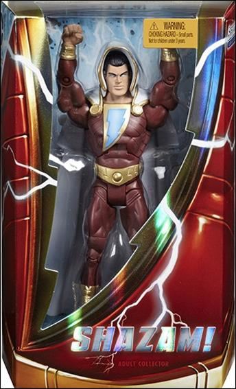 DC Universe: Signature Collection Shazam by Mattel
