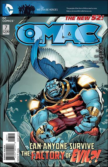 OMAC (2011) 7-A by DC