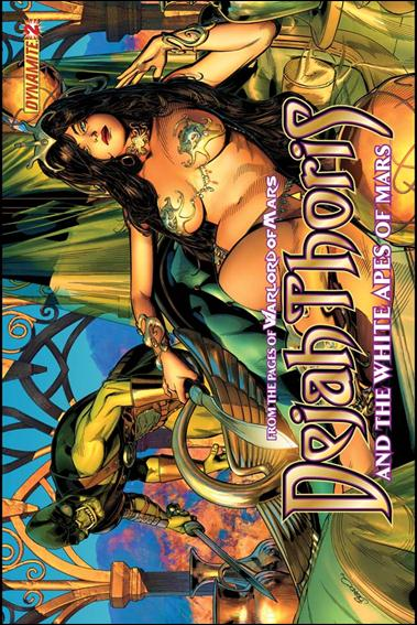 Dejah Thoris and the White Apes of Mars 2-A by Dynamite Entertainment
