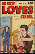 Boy Loves Girl 44-A